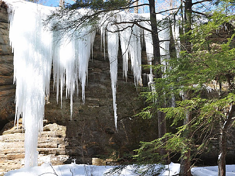 5 Fun Things To Do In January In Hocking Hills The Chalets