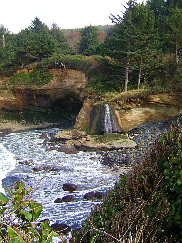 Boiler Bay State Park An Oregon Park Located Near Newport