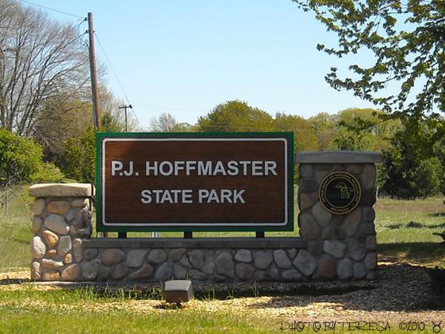Grand Haven Campground >> P J Hoffmaster State Park, a Michigan park located near Allendale, Grand Haven and Muskegon