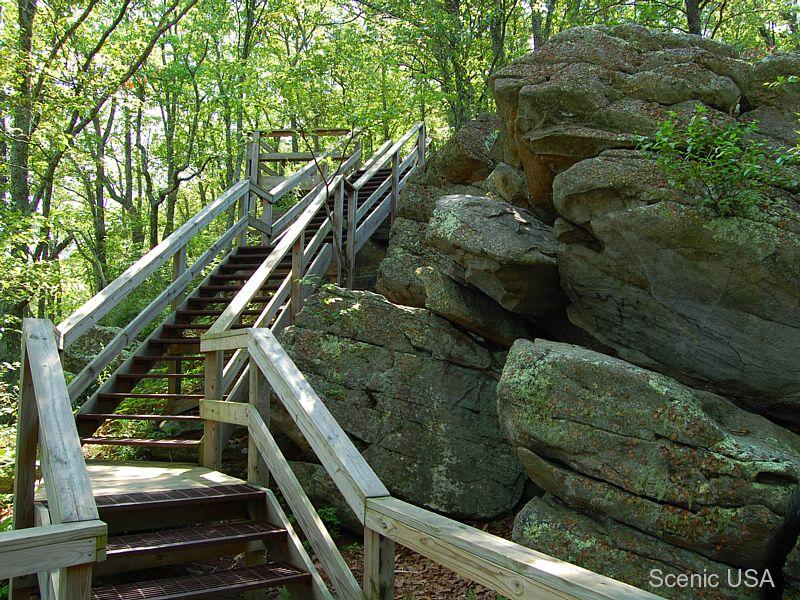 Fort Mountain State Park © Copyright 2007 2010 Benjamin Prepelka All Rights  Reserved