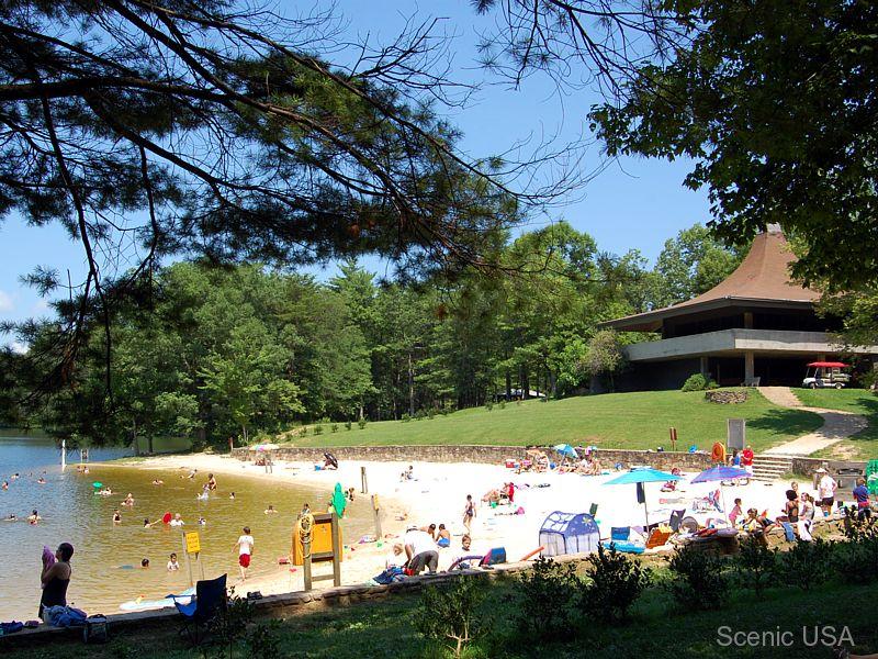 Attirant Fort Mountain State Park, A Georgia Park Located Near Chatsworth, Dalton  And Ellijay
