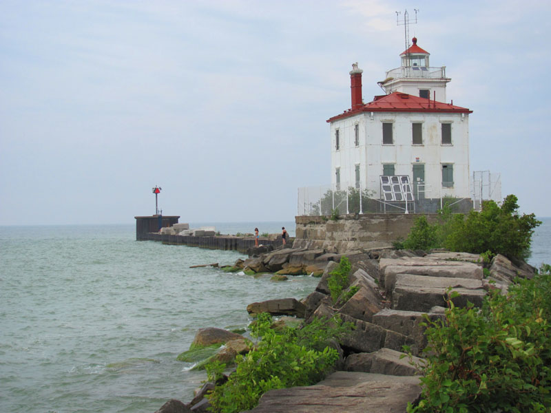 Headlands Beach State Park, an Ohio State Park located ...