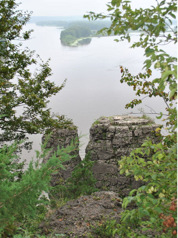Lodging In And Around Mississippi Palisades State Park An