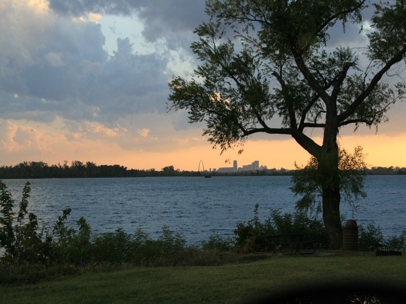 Horseshoe Lake State Park An Illinois State Park Located
