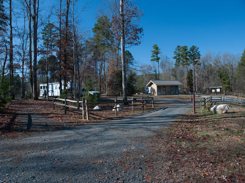 Forest cabins uwharrie national forest cabins for Croatan national forest cabins