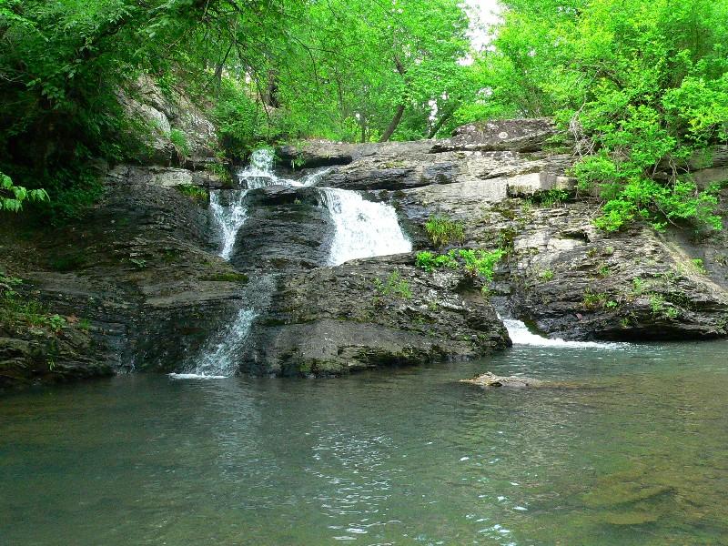 Parks Of The River Valley Region In Arkansas
