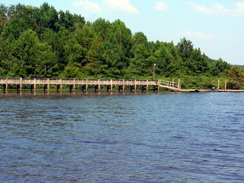 Lake D''Arbonne State Park, a Louisiana park located near ...