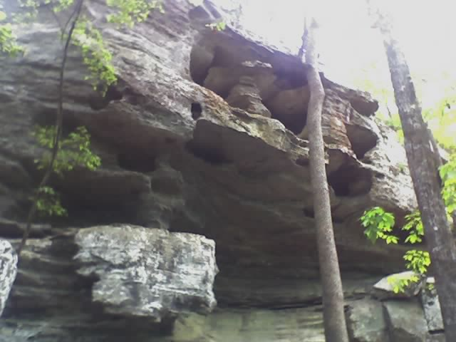 Devils Den State Park An Arkansas State Park Located Near
