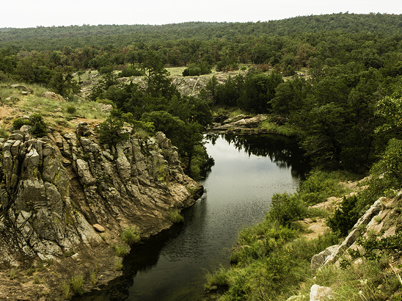 Parks Of The Northeast Region Of Oklahoma