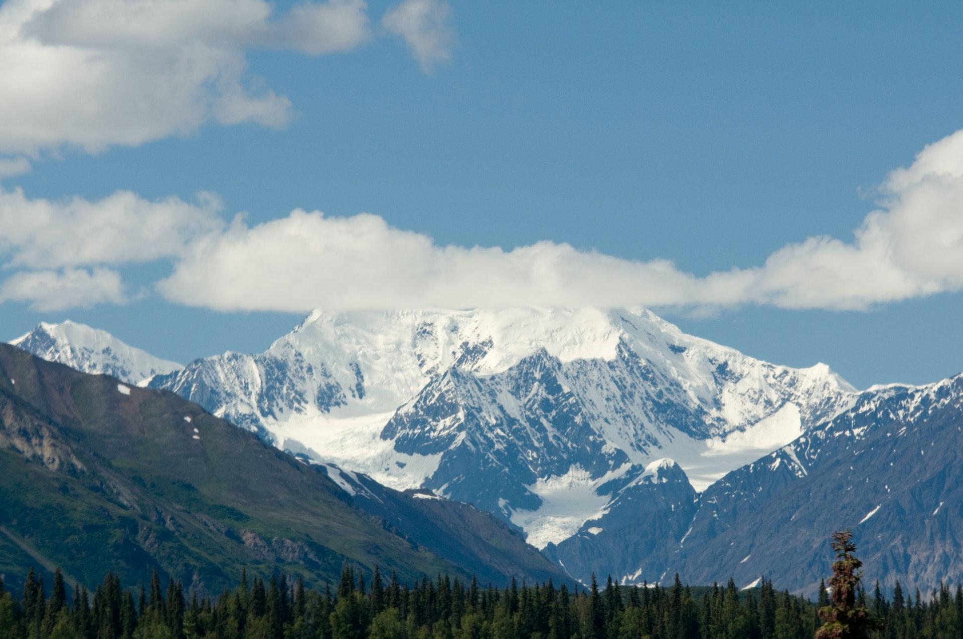 Denali State Park, an Alaska park