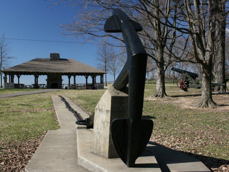 Columbus Belmont State Park A Kentucky State Park
