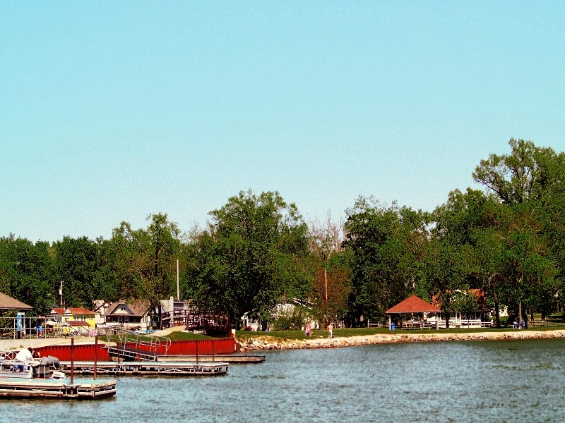 Buckeye lake state park an ohio park located near for Buckeye lake fishing
