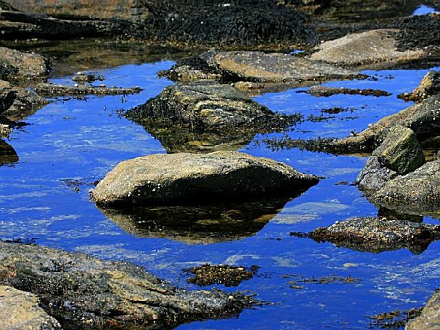 Reid State Park Beach Maine