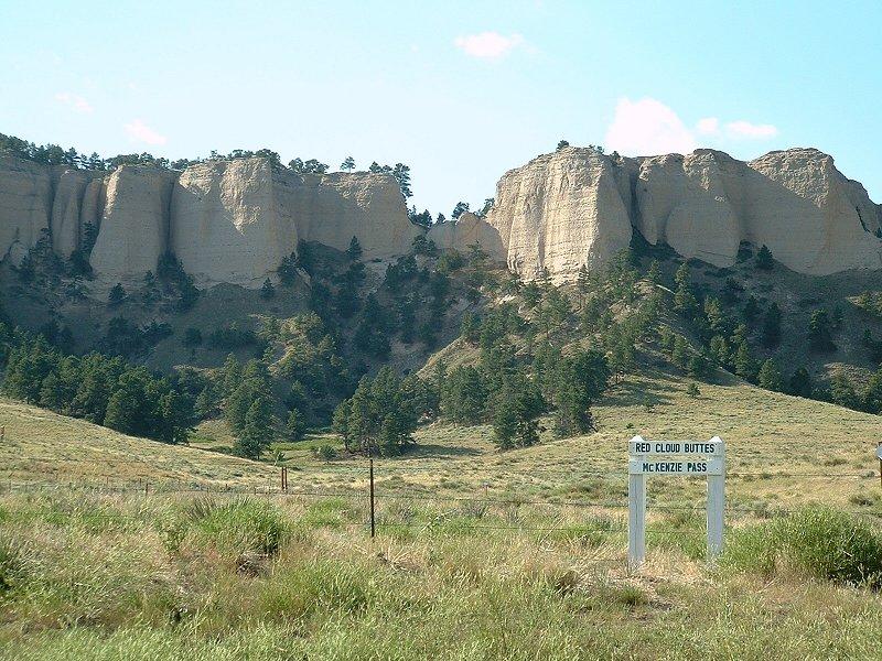 Fort Robinson State Park A Nebraska Park