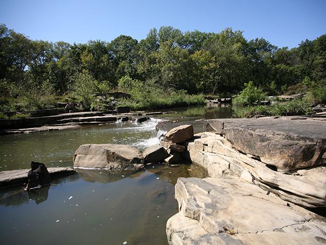 Osage Hills State Park An Oklahoma Park Located Near
