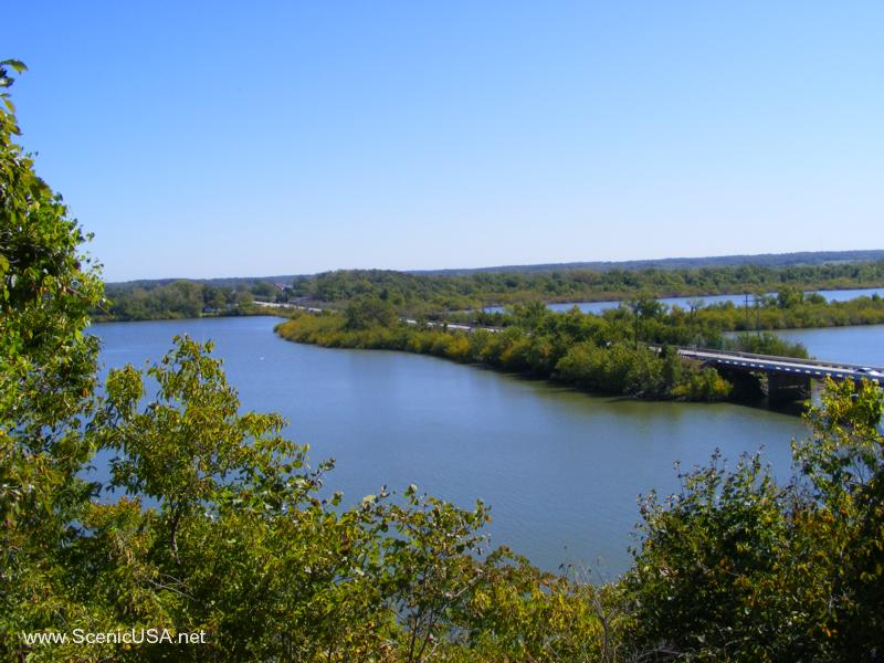 Twin Bridges State Park An Oklahoma State Park Located