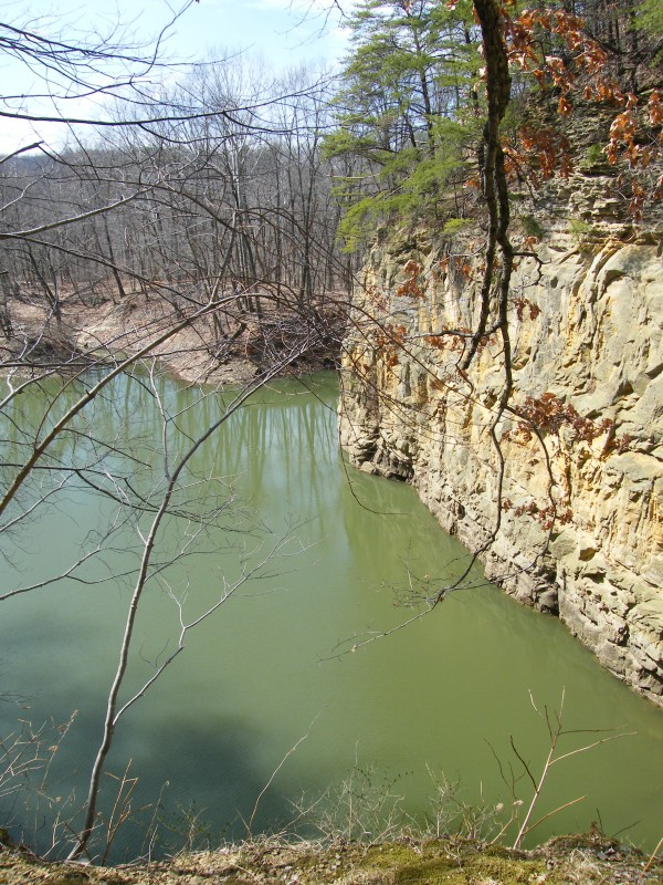 Blackhand Gorge State Nature Preserve An Ohio State