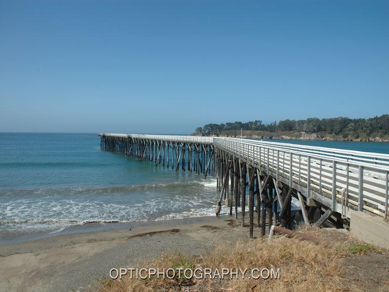 San Simeon Beach State Park A California Park