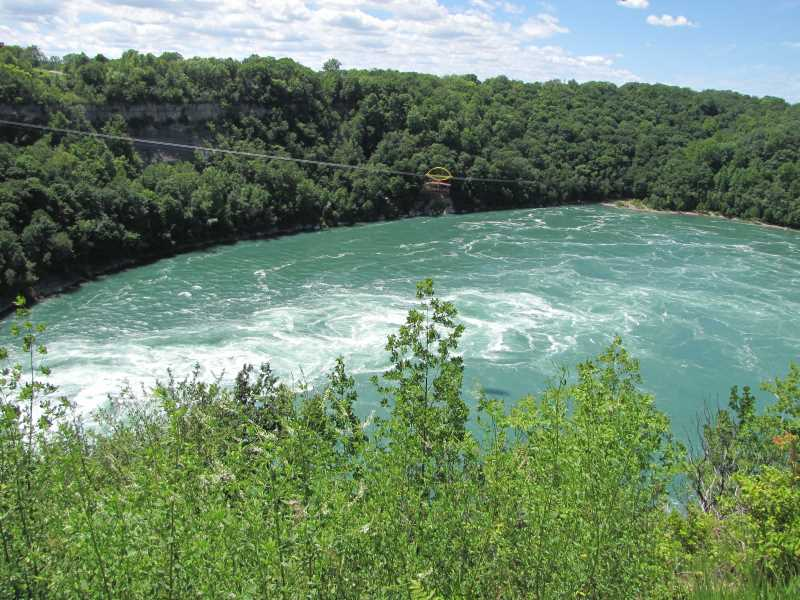 Whirlpool state park a new york park located near buffalo for Chateau motor lodge grand island ny