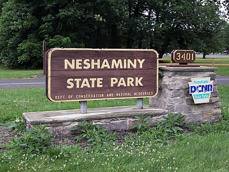Neshaminy State Park A Pennsylvania State Park Located Near Abington Ambler And Bellmawr