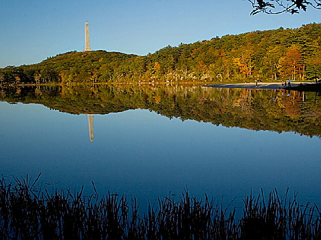 High Point State Park, a New Jersey park located near ...