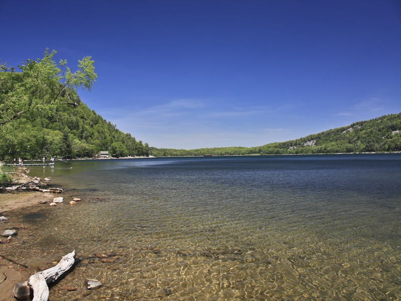 Devils Lake State Park A Wisconsin Park Located Near