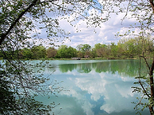 Silver Springs State Park An Illinois State Park Located