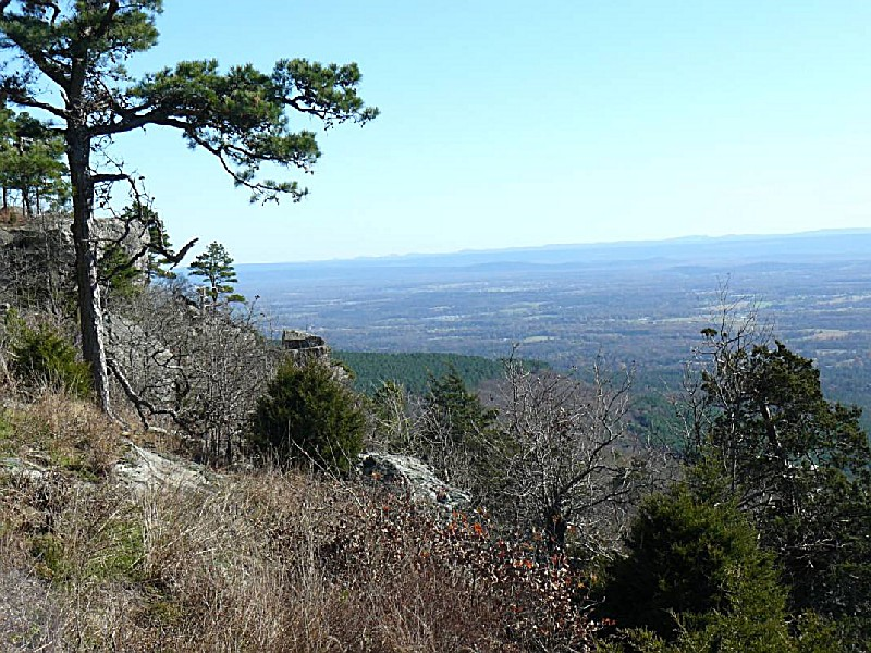 Mount Nebo State Park An Arkansas Park Located Near