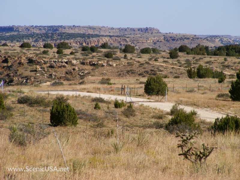 black mesa state park an oklahoma park