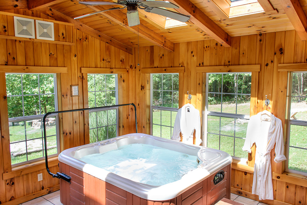 Romantic Cabins Hot Tubs Indoor Pictures To Pin On