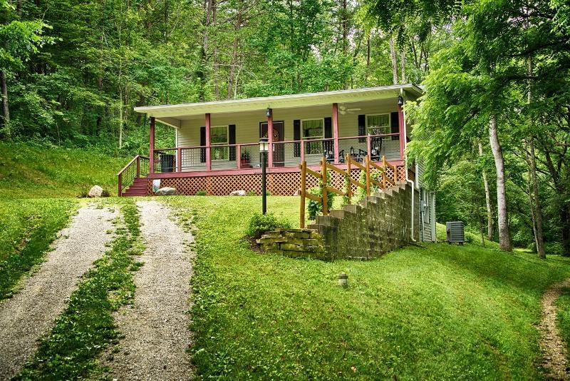 Walnut Lane Cottage - Entrance
