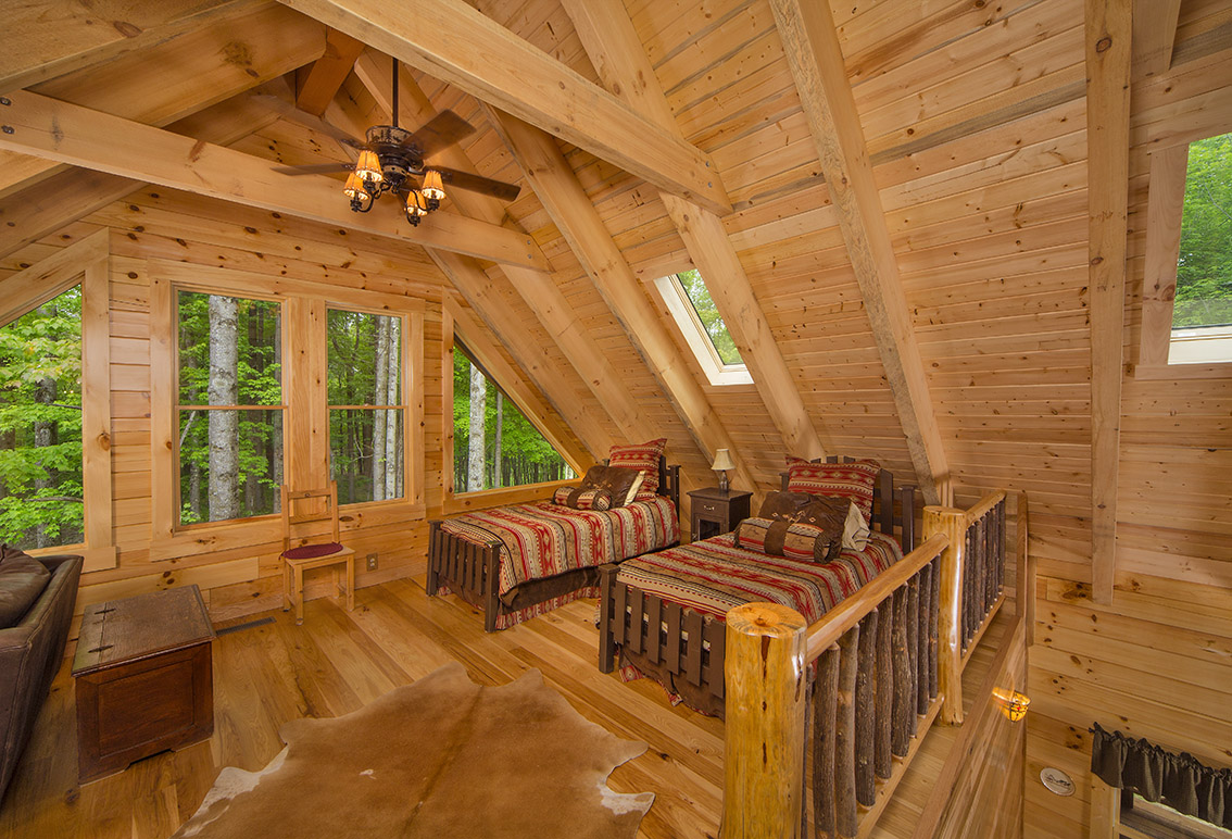 Buona Vita Cabin Hocking Hills Cottages And Cabins
