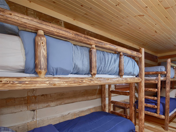 Two Bunks on Main Level