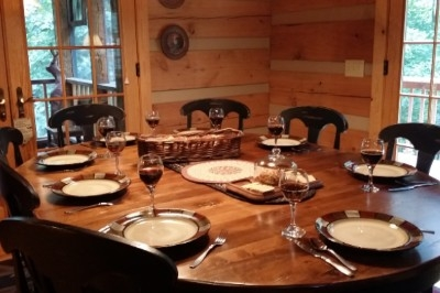 Rusty Horse Lodge - Dining room