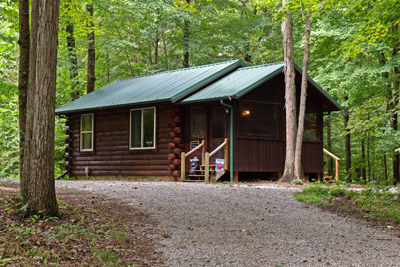 The Woods Cabin - Perfect for a romantic getaway!