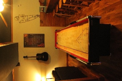 Game room 2 - Shuffle board ...Yes and there is a lot more ...Is that Possible ... Yes!