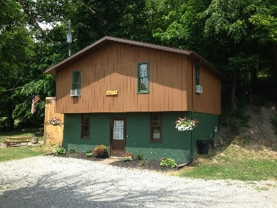 Sandy Run Cabin ATV Friendly - 1st Choice Cabin Rentals Sandy Run Cabin is an ATV Friendly located in close proximity to some of Wayne National Forest