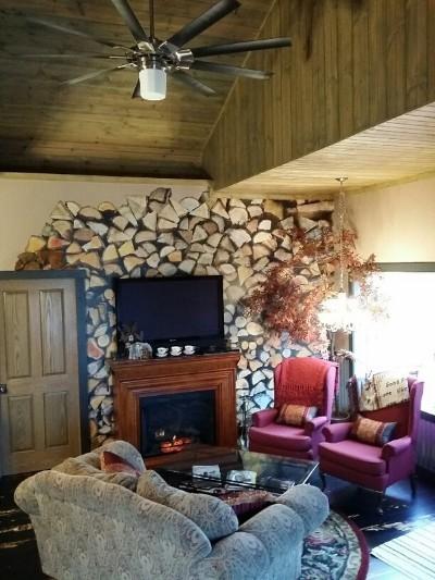 Living Room - Large Plasma with Netflix, Amazon, Cable TV