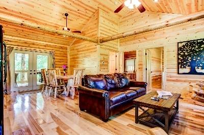 Briarwood Family Room - Family Room  Dining Room