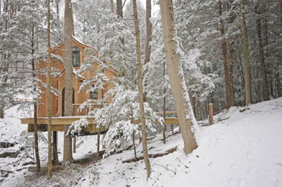 The Beech Treehouse  - The Beech Treehouse at Hocking Hills Treehouse Cabins opening in 2019  Hocking Hills Treehouse Cabins