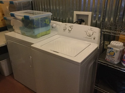 Laundry Facilities - Laundry facilities free to guests in the Game Room