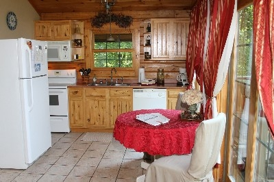 Kitchen - Includes a fully equipped kitchen.