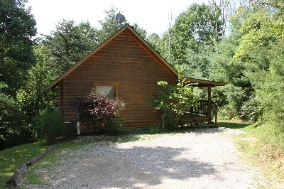 Kennedy Log Cabin - Privately secluded down your lane.