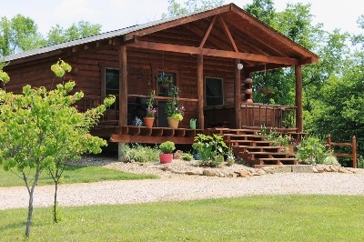 Sky View Cabin - Sleeps 2 - 4