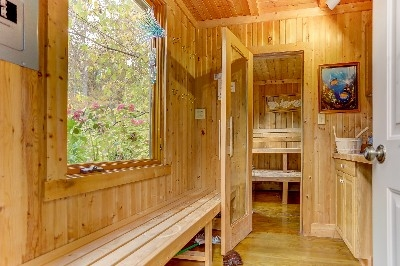 The Boathouse Sauna - Yes, that