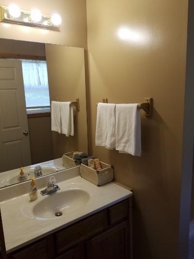 Cabin 3 - Bath