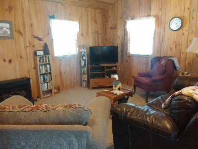 Living room - Great couple cabin