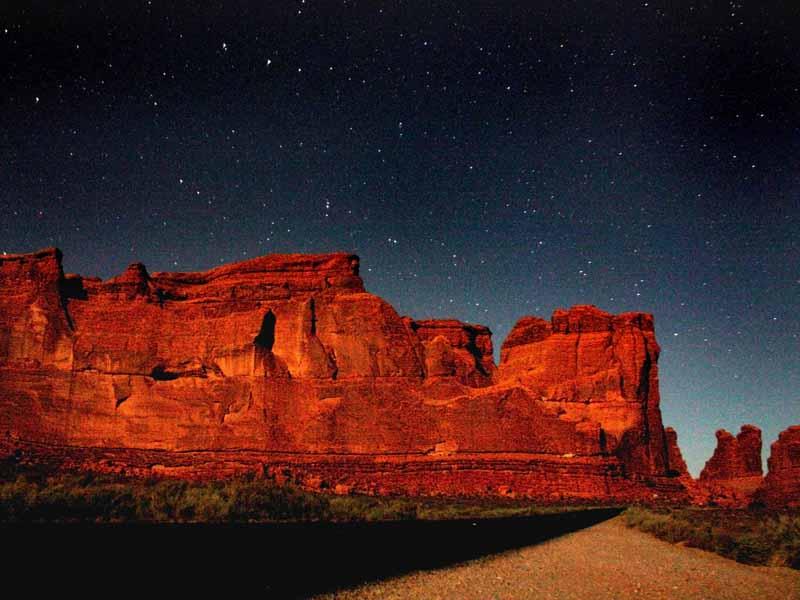Arches National Park An Utah National Park