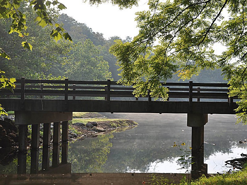 Shawnee state park an ohio state park located near - Campgrounds in ohio with swimming pools ...