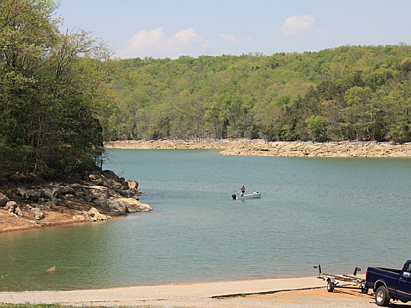 Panther Creek State Park, a Tennessee State Park located